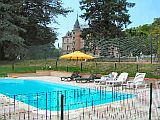 19th Century Chateau with pool and tennis court between Lyon and Beaujolais