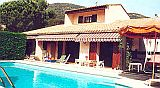 Private Bed and Breakfast Suite in a Villa with pool, near Saint Tropez