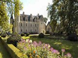 Romantic Château Bed and Breakfast in Anjou near Angers