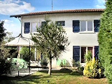 Two Villa Apartments with pool between Biarritz and Pau in the Landes