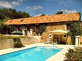 Converted Barn with pool near Bergerac in the Dordogne