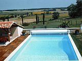 Traditional House with pool between Bergerac and Périgueux in the Dordogne
