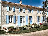 Friendly Bed and Breakfast between Cognac, Saintes and Angoulême in the Charente-Maritime
